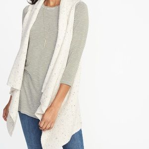 Old Navy • Textured Knit Sweater Vest